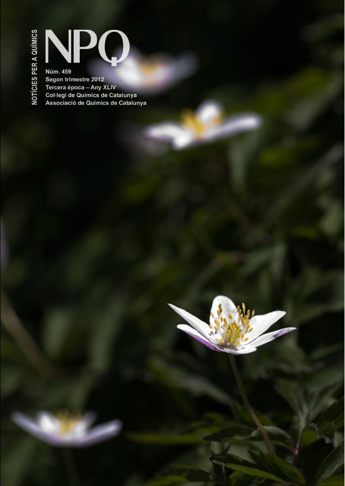 NPQ 459 Segon trimestre 2012