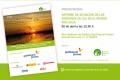 El informe sobre la situación de las emisiones de CO2 será presentado en Madrid y Barcelona los días 20 de abril y 4 de mayo, respectivamente.